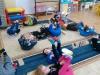 Ćwiczenia gimnastyczna na nowym sprzęcie