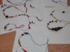Kolorowe koraliki w oddziale III