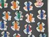 Kolorowe motyle - praca plastyczna