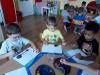 Kolorowy świat przedszkolaka - program własny w oddziale V