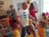 Rodzinne zabawy ruchowe - zajęcia otwarte w oddziale III