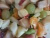 Sałatka owocowa u Smerfów