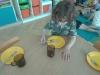 Uczymy się samodzielności przy obiedzie