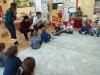 Wolontariusze z Indonezji i Peru odwiedzili nasze przedszkole