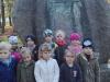 Wyjście pod pomnik w ramach akcji Szkoła pamięta