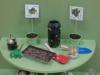 Zielony kącik przyrody w oddziale II